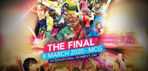 T20 Women's World Cup Final and International Women's Day